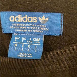 adidas Tops - Adidas Trefoil Crewneck